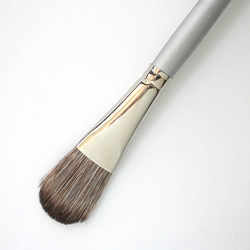 Dynasty Faux Squirrel Brushes - Oval - 3/4""