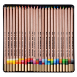 Koh-I-Noor Tritone Pencil Set of 24