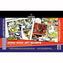 "Canson Fanboy Comic Book Art Boards - 11""x17"" 24 Sheet Pad"