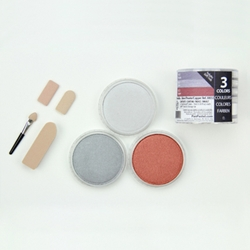 PanPastel Metallic II - Set of 3