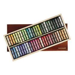 Sennelier Soft Pastel Wood Box Set of 50