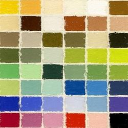Sennelier Pastel Full Stick Set - Landscape Colors - Set of 48