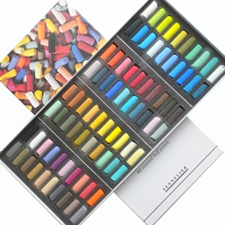 Sennelier Pastel Half Stick Set - Assorted Colors - Set of 80
