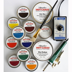 Enkaustikos Hot Cakes! Classic Painters Choice Set