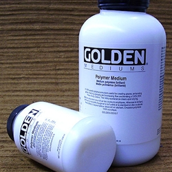 Golden Acrylic Polymer Medium