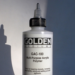 Golden Multi-Purpose Acrylic Polymer GAC-100