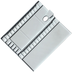 Aluminum Folding Watercolor Palette 35 Well