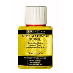Sennelier Turner Painting Medium - 75ml Bottle