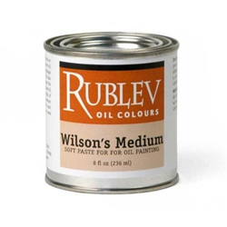 Rublev Oil Wilson's Medium - 8oz Can