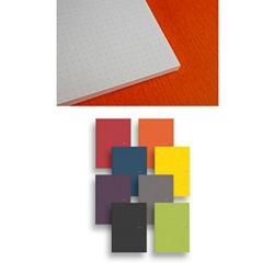 EcoQua Gluebound Dot Notebook
