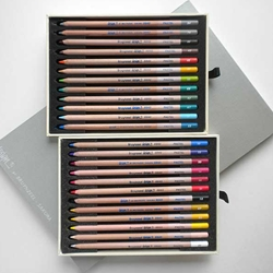 Bruynzeel Design Pastel Pencils- Set of 24
