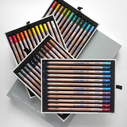 Bruynzeel Design Pastel Pencils- Set of 48