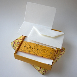 Fabriano Medioevalis Stationery Sets (Cards & Envelopes)