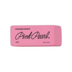 Paper Mate Pink Pearl Erasers