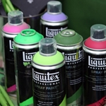 Liquitex Fine Art Spray Paint