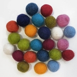 Crafts & Crafting Supplies Felted Wool