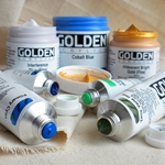 GOLDEN Artists Acrylics Heavy Body Colors