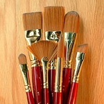 Sienna Brushes