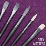 Jack Richeson Grey Matters Brush