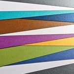 Cocktail Metallic Papers by Fabriano