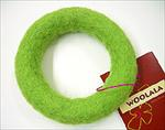 Felted Wool Bracelet