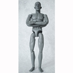 Art S. Buck Artists Figure Model