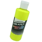 Createx Fluorescent Airbrush Color - 4 oz. Bottle
