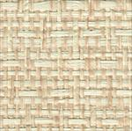 Cream Geometric Weave 18x24 Inch Sheet