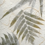 Fern Leaves 22x30 inch sheet