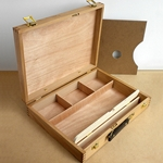 Wood Pochade Sketch Box