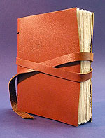 Lama Li Classic Leather Journal