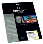 Canson Infinity - Arches Velin 250gsm (Ten 8.5x11 Inch Sheets)