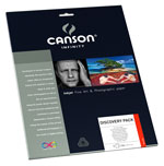Canson Infinity - BFK Rives 310gsm White (Ten 8.5x11 Inch Sheets)