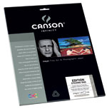 Canson Infinity - Edition Etching Rag 310gsm (Ten 8.5x11 Inch Sheets)