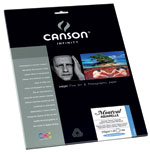 Canson Infinity - Montval Aquarelle 310gsm (Ten 8.5x11 Inch Sheets)