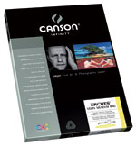 Canson Infinity - Arches Velin 315gsm (Twenty-Five 8.5x11 Inch Sheets)
