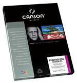 Canson Infinity - PhotoGloss Premium RC 270gsm (Twenty-Five 8.5x11 Inch Sheets)