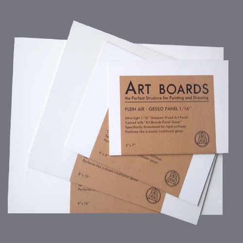 Art Boards Plein Air Gesso Panel