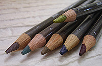 Graphitint Tinted Graphite Sets by Derwent