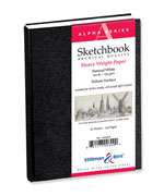 Stillman & Birn Archival Quality Sketchbooks - Alpha Series Hard Bound