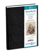 Stillman & Birn Archival Quality Sketchbooks - Epsilon Series Hardbound