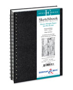 Stillman & Birn Archival Quality Sketchbooks - Epsilon Series Wire Bound
