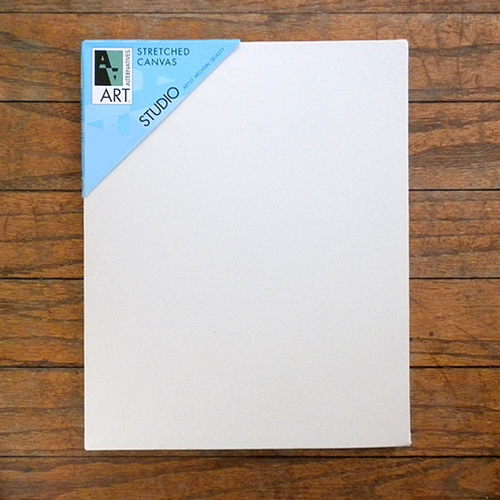 Art Alternatives Pre-Stretched Studio Canvas
