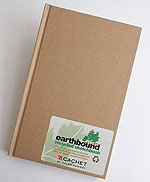 Earthbound Recycled Sketchbook