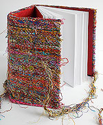 Lama Li Vintage Sari Silk Journal