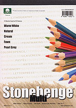 Stonehenge Multi Color Paper Pad