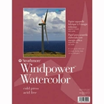 Strathmore Windpower 140lb Watercolor Paper Pad