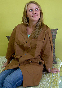 Art Smock - Copper (Sienna Color)
