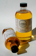 Gamblin - Refined Linseed Oil