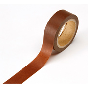 "Brown -  5/8""x315"" Roll"